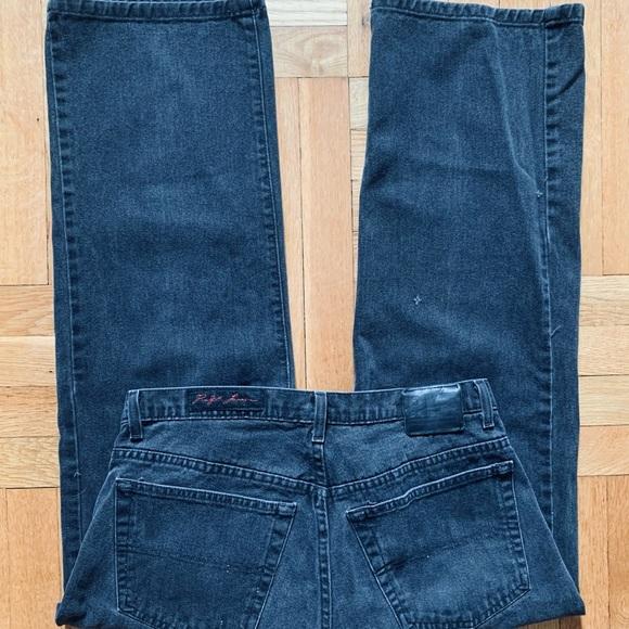 Polo Jeans Co. Ralph Lauren Charcoal Denim Jeans